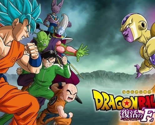 dragon ball z resurrection of f wallpapers 29507 77151