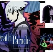 Death Parade analysis: the bar game to reveal soul destiny
