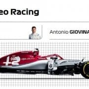 Alfa Romeo Racing F1