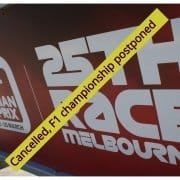 F1 Australia GP 2020 cancelled, championship start postponed of 2 months