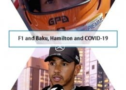 F1, cornoavirus, hamilton and Canada GP