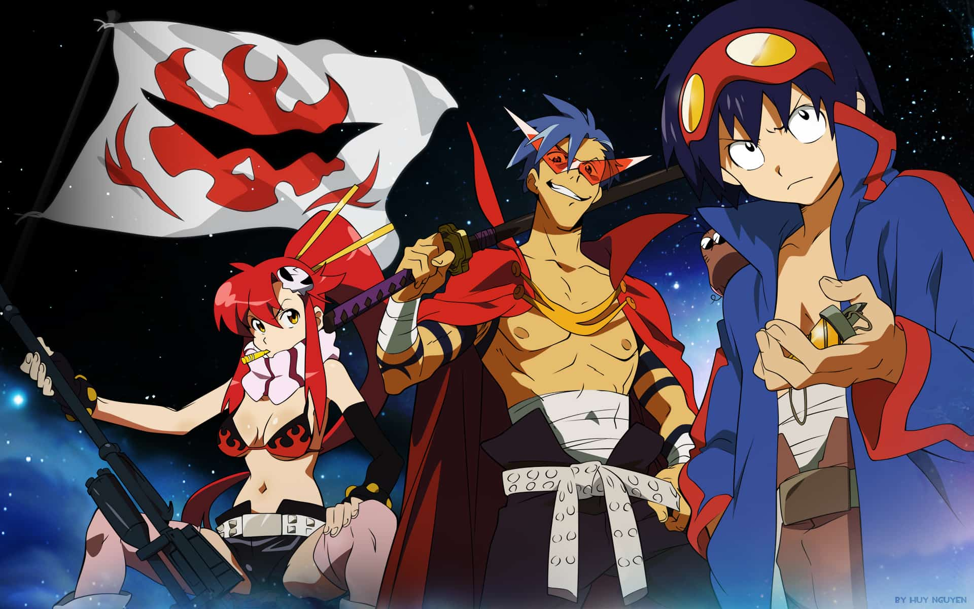 Gurren Lagann analysis