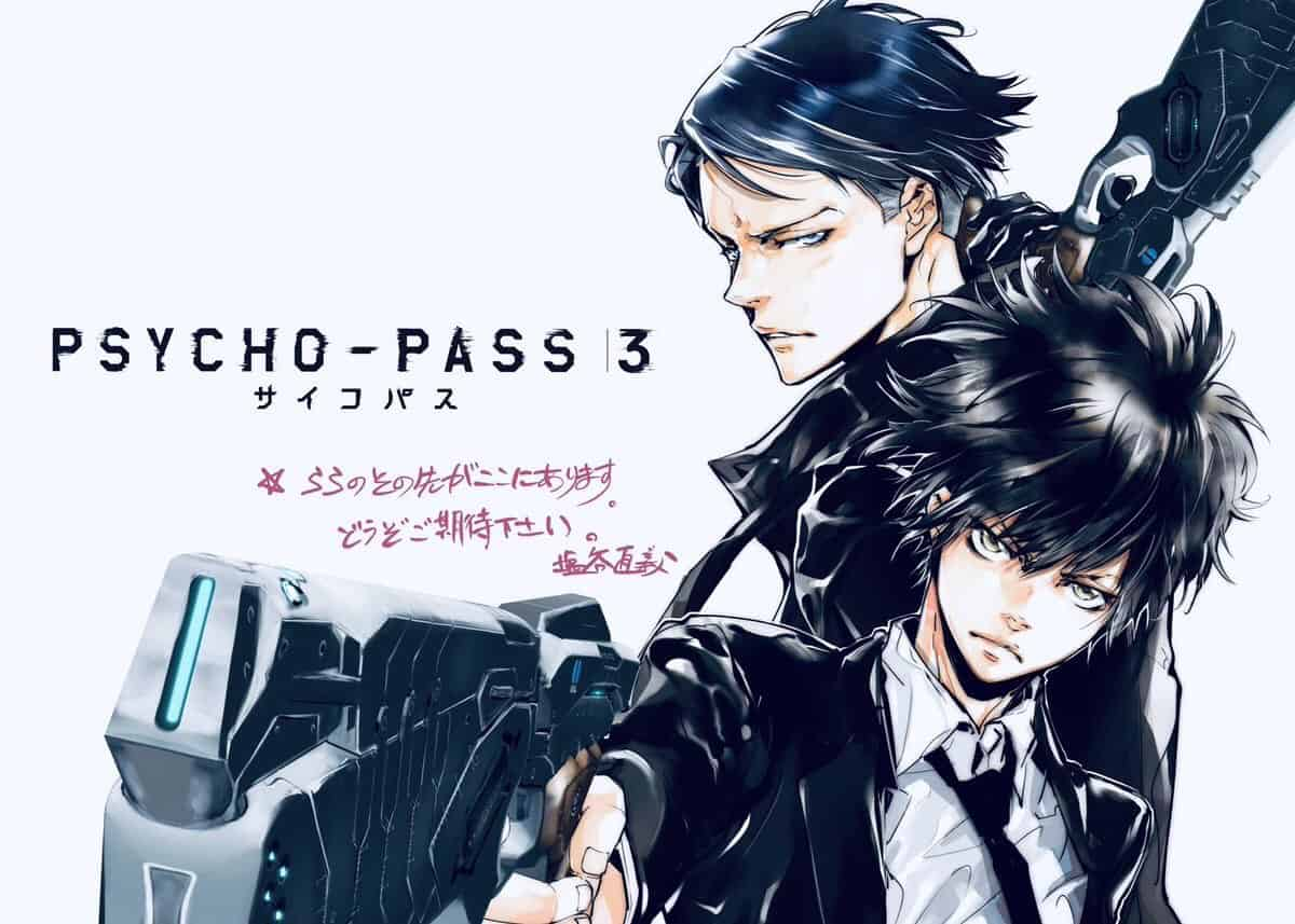 Psycho-Pass 3 review