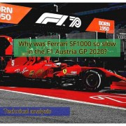 F1 Austria GP 2020: why was Ferrari SF1000 so slow?