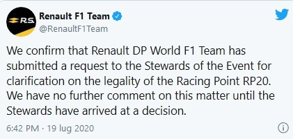Renault-Racing-point-protest