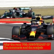 F1 70th anniversary GP | After the race: Verstappen takes his first win of 2020