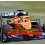 F1 British GP | After the race: a shocking ending