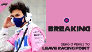 Perez leave Racing Point