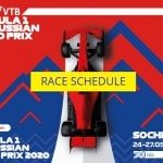 F1 Russian GP | Race schedule -Domenicali ready to take control of F1