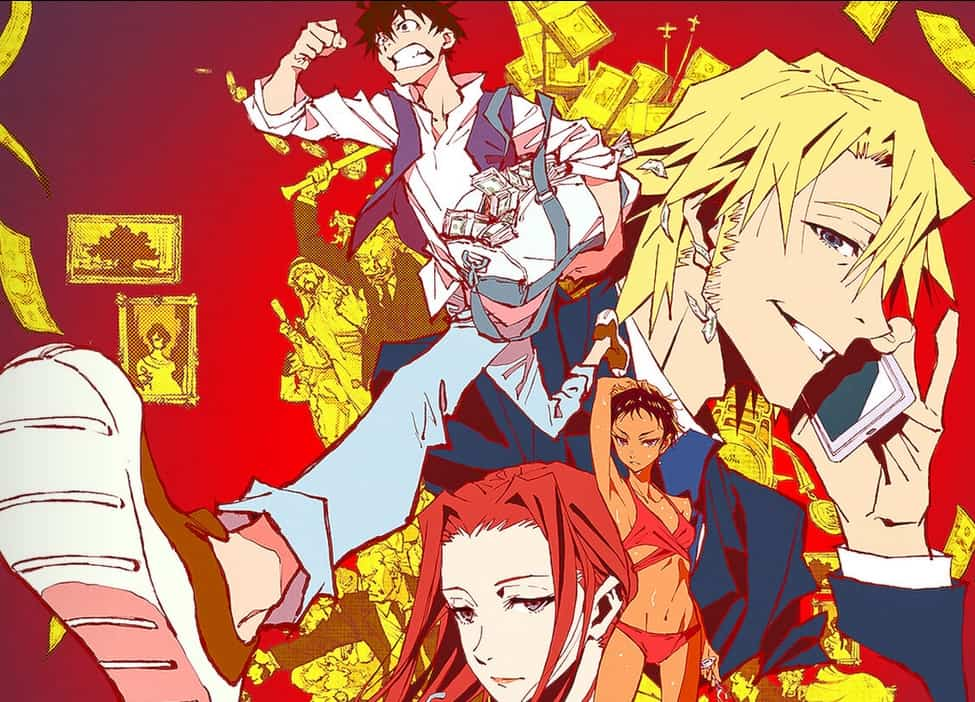 Great-pretender-anime-review